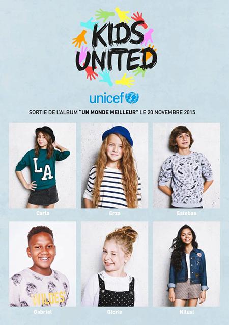 Unicef Sortie De L Album Un Monde Meilleur En Novembre