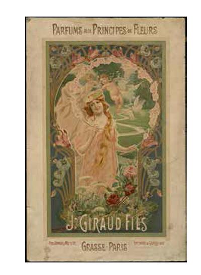 De la belle epoque aux ann es folles la parfumerie au tournant du xxe si cle signes et sens - Jardin du musee international de la parfumerie ...