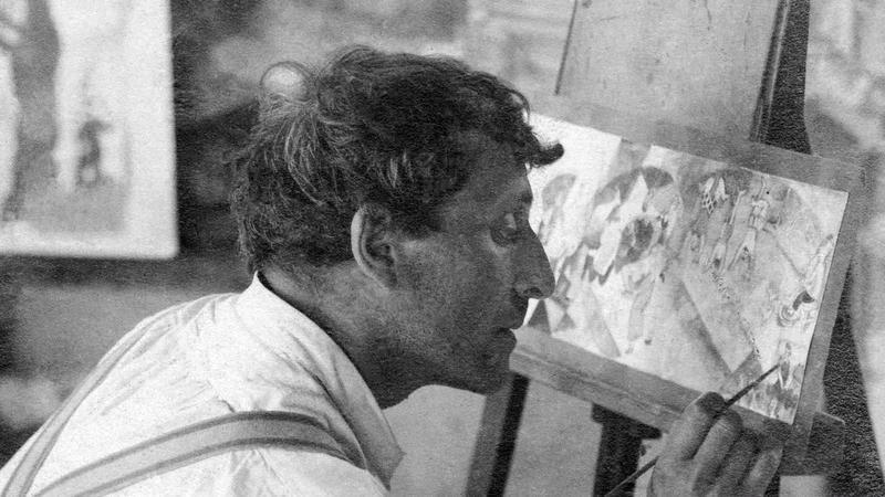 Documentaire Tv Marc Chagall Peintre De La Musique
